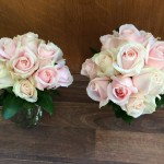 Pink Rose Bouquets 352
