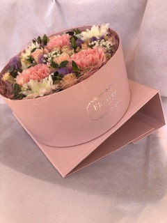 This image has an empty alt attribute; its file name is Pink-Flower-Box.jpg